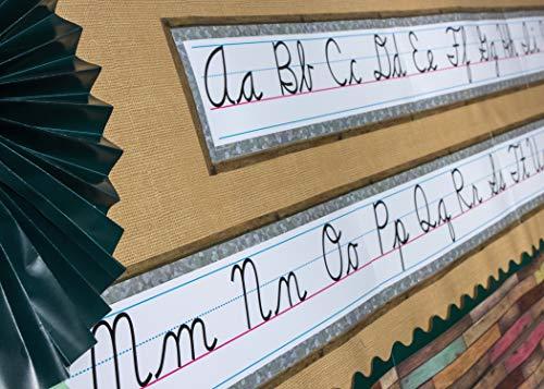 Teacher Created Resources Home Sweet Classroom Cursive Mini Bulletin Board (TCR8884) Photo #3