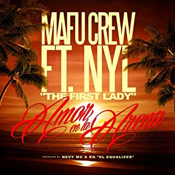 """Amor En La Arena (feat. Nyl """"the First Lady"""")"""