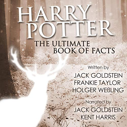 Harry Potter - The Ultimate Audiobook of Facts cover art