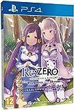Re: ZERO - The Prophecy of the Throne comprend 4 Pin's originaux & exclusifs en série limitée dans une boîte de présentation, avec Emilia, Subaru, Rem et un tout nouveau personnage à révéler! un artbook en couleur comprenant des dessins, des croquis ...