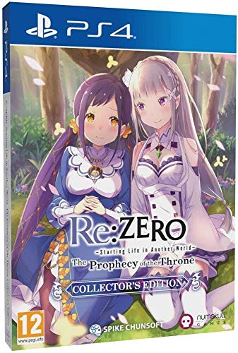 Oferta de Re:ZERO - The Prophecy of the Throne Limited