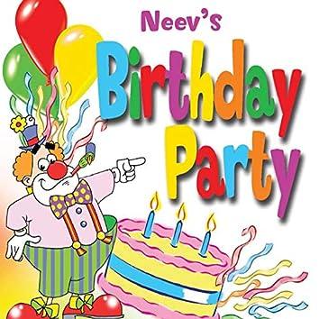 Neev's Birthday Party