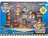 Paw Patrol Ultimate Rescue Construction Pups Action Pack Gift Set