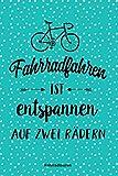Fahrradtouren - Radtouren zum Eintragen: Tagebuch für Radfahrer, Mountainbiker, Rennradfahrer. Platz für 60 Fahrradtouren,Touren, Radtouren. Perfekt ... für die Fahrradtour, Radreisen, Fahrradurlaub