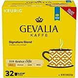 Gevalia Signature Blend Mild Roast K-Cup Coffee Pods (32 Pods)