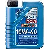 Liqui Moly 9503 - Aceite de motor, Super Leichtlauf, 10W-40, Booklet, 1 L