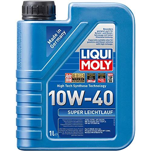 10W40 Liqui Moly Super Leichtlauf