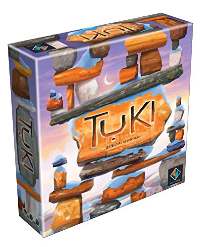 Pegasus Spiele 54810G - Tuki (Next Move Games)