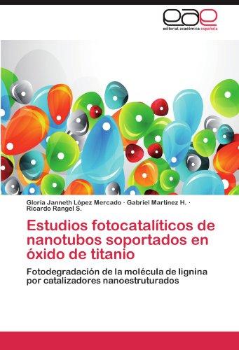 Estudios Fotocataliticos de Nanotubos Soportados En Oxido de
