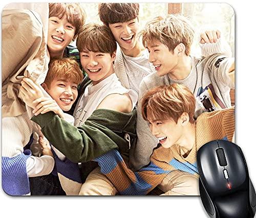 Younini - Tappetino per mouse K-Pop Astro Autunno 25,5 x 30,5 cm