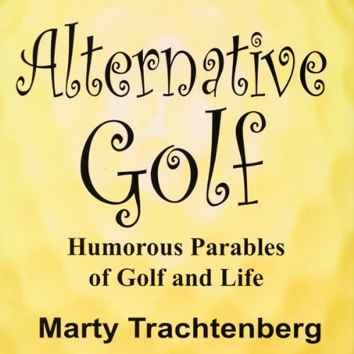 Alternative Golf audiobook cover art