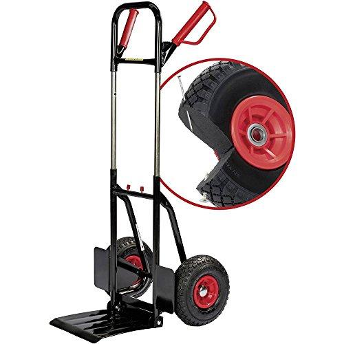 pro-bau-tec® 10540 Sackkarre klappbar Stahl Traglast (max.): 200kg
