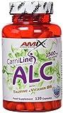 AMIX - Suplemento Deportivo - CarniLine ALC con taurina y Vitamina B6 en Formato de 120 Cápsulas - Activa el Metabolismo - Mejora el Rendimiento Muscular