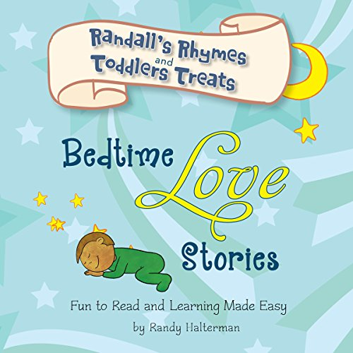 Bedtime Love Stories  audiobook cover art