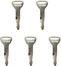 5 PCS Ignition Key 57591-23330-71 A62597 162597 for Toyota Forklift