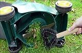 Rasenmäher Bürste