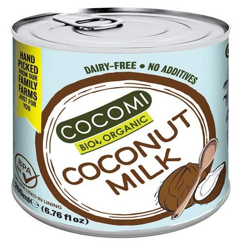 ココミ オーガニックココナッツミルク (200ml) 【ミトク】