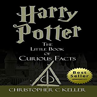 Harry Potter: The Little Book of Curious Facts! Titelbild