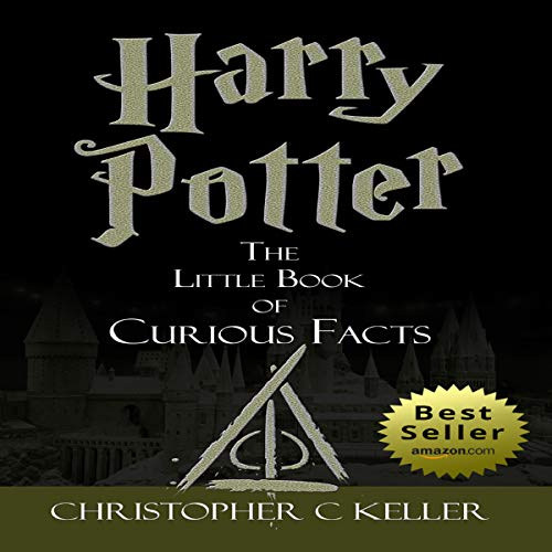 Harry Potter: The Little Book of Curious Facts! audiobook cover art
