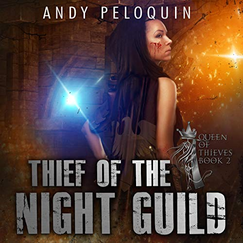 Thief of the Night Guild  By  cover art