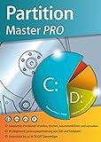 Partition Master PRO - Festplatten Partition, Löschen, Bearbeiten, Verwalten - für Windows 10-8-7-Vista 32 und 64 BIT