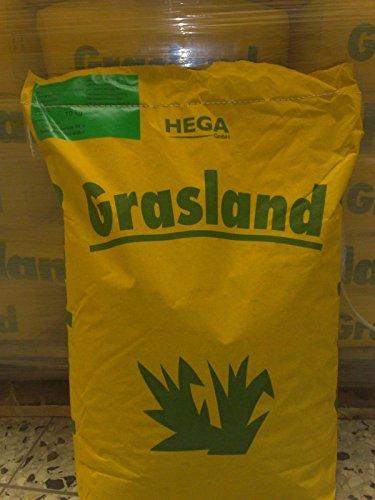 Weide Grasland Kleintiereinsaat-Mischung 10kg Weidegras Gras - Hühner Hasen Ziegen Ziervögel