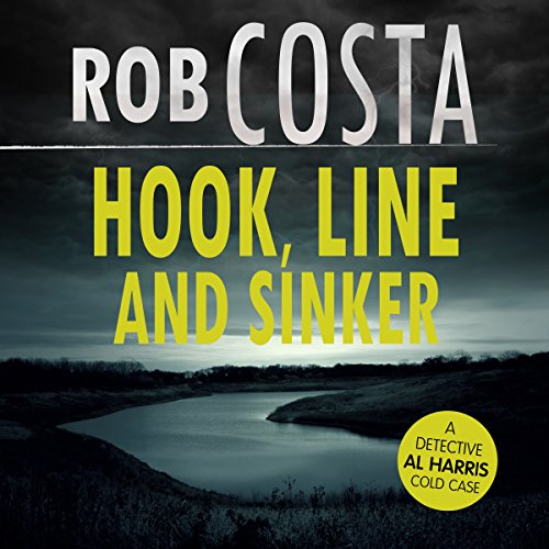 Hook, Line and Sinker audiobook cover art