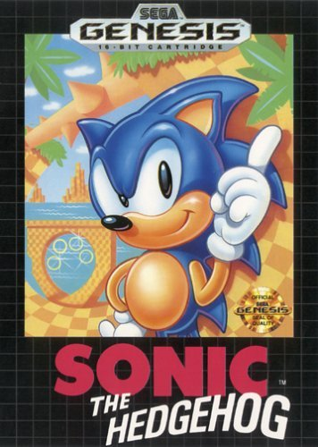 Sonic the Hedgehog (Renewed)