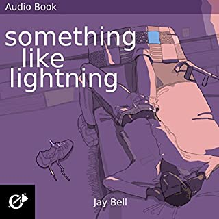 Something Like Lightning audiobook cover art