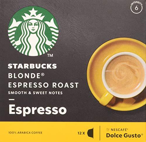 STARBUCKS Blonde Espresso...