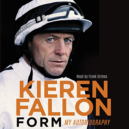 Form audiobook cover art