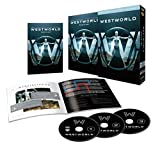 【初回限定生産】ウエストワールド<ファースト・シーズン> DVD コンプリート・ボックス[DVD]