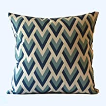 Best blue and white throw pillows Reviews