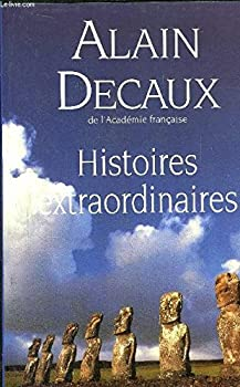 Paperback Histoires extraordinaires (French Edition) [French] Book