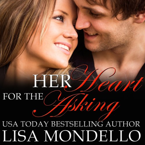 Her Heart for the Asking audiobook cover art