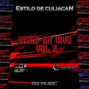 Disco En Vivo, Vol. 2
