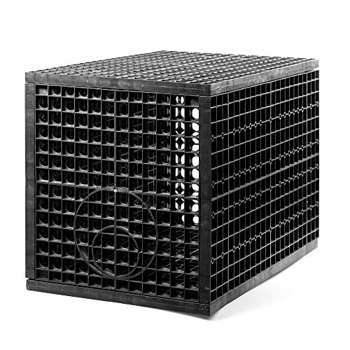 SystemSchacht HIDRO-Sickerbox 160 Liter | Hergestellt aus mineralverstärktem Polypropylen | Sickerschacht Regenwasser