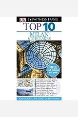 DK Eyewitness Top 10 Travel Guide: Milan & The Lakes (DK Eyewitness Top 10 Travel Guide) (Paperback) - Common Paperback