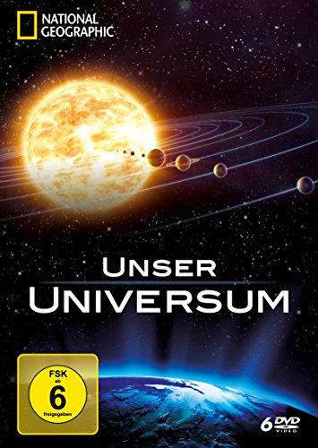 National Geographic - Unser Universum, Teil 1-4 (6 DVDs)