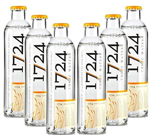 1724 Tonic Water Set – 6 x 200 ml incluso