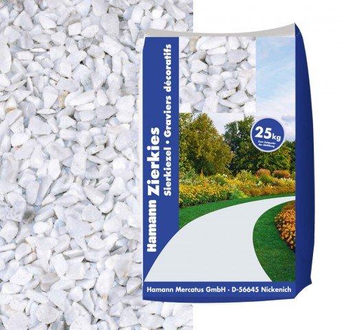 Marmorsplitt Carrara 9-12 25 kg