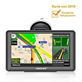 AWESAFE GPS Navi Navigation 7 Zoll Touchscreen für Auto PKW