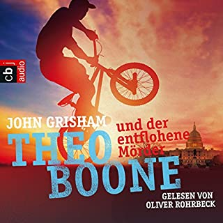 Theo Boone und der entflohene Mörder (Theo Boone 5) Titelbild