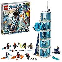 LEGO 76166 Marvel