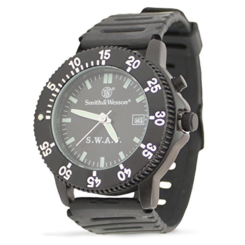 Smith and Wesson Uhr, Modell S.W.A.T., WEEE-Reg.-Nr. DE93223650
