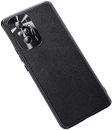 Bias&Belief Armor Case para Xiaomi Redmi Note 10 Pro | Note 10 Pro MAX, TPU/PC/PU con absorción de Impactos, Carcasa Trasera Protectora Ultrafina