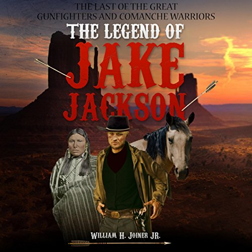 The Legend of Jake Jackson audiobook cover art