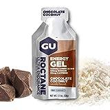 Roctane Ultra Endurance Energy Gel Chocolate Coconut 24 pckts