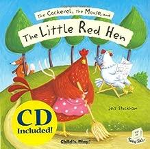 The Little Red Hen (Flip-Up Fairy Tales)