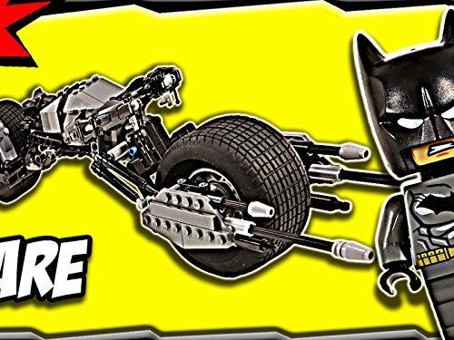 Clip: Limited Edition Bat-Pod
